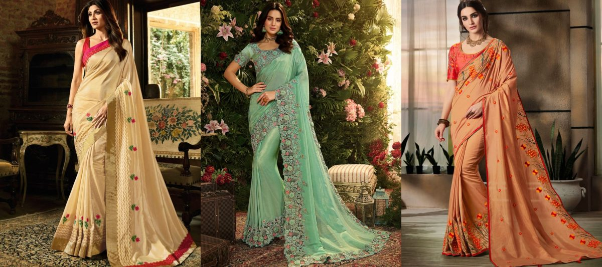 Guide to Saree Shopping Online